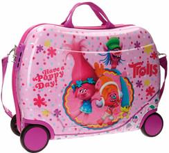Trolls Happy Rolling Suitcase