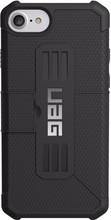 UAG Book Case iPhone 6/6S/7/8 Metropolis Zwart