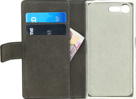 Mobilize Classic Gelly Wallet Book Case Xperia X Compact Zwa