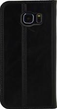 Mobilize Premium Gelly Book Case Galaxy S6 Zwart