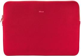 "Trust Primo Soft Laptopsleeve 17,3"" Rood"