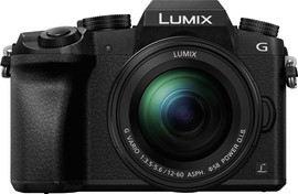 Panasonic Lumix DMC-G7 + 12-60mm