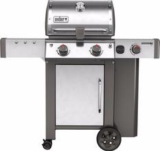 Weber Genesis II LX S-240 GBS RVS BE