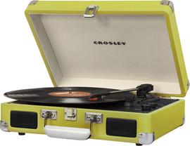 Crosley Cruiser Deluxe Groen
