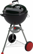 Weber Kettle Plus Zwart