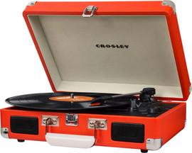 Crosley Cruiser Deluxe Oranje