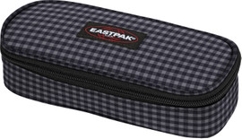 Eastpak Oval 6 Rep Gingham Grey