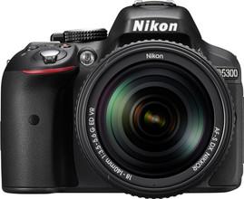 Nikon D5300 + AF-S 18-105mm f/3.5-5.6G ED VR