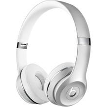 Beats Solo3 Wireless Zilver