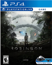 Robinson: the Journey VR PS4