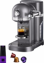 KitchenAid Nespresso Tingrijs