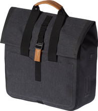 Basil Urban Dry Shopper 20L Charcoal