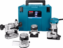 Makita RT0700CX3J Multifrees