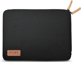 Port Designs Torino Sleeve 13,3'' Zwart