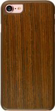 iMoshion Vida Wooden Cover iPhone 7/8 Bruin