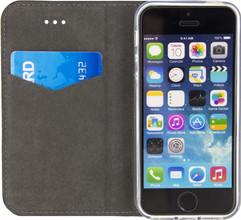 Mobilize Premium Gelly Book Case iPhone 5/5S/SE Zwart