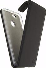 Mobilize Classic Gelly Flip Case Huawei Nova Zwart