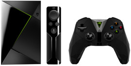 NVIDIA SHIELD TV WITH CONTROLLER