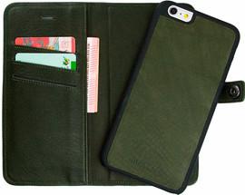 iMoshion Nubra 2 in 1 Wallet iPhone 6 Plus/6s Plus Groen