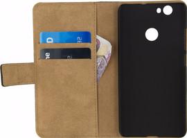 Mobilize Classic Wallet Case Huawei Nova Zwart