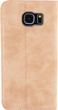 Mobilize Premium Gelly Book Case Galaxy S6 Soft Roze