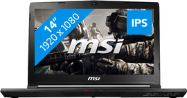 MSI GS43VR 7RE-059NL Phantom Pro