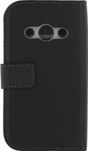 Mobilize Gelly Wallet Book Case Galaxy Xcover 3 Zwart