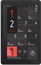 Cowon X9 8 GB Zwart