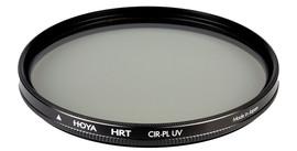 Hoya HRT Polarisatiefilter en UV-Coating 58mm