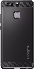 Spigen Rugged Armor Huawei P9 Back Cover Zwart