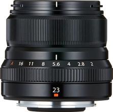 Fujifilm XF 23mm f/2.0 R WR Zwart