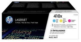 HP 410X 3-Kleuren Pack (CF252XM)