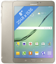 Samsung Galaxy Tab S2 8 inch Goud VE BE