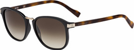 Hugo Boss Orange 0178/S Black Hanava/ Brown Gradient Lens