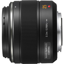 Panasonic Leica DG Summilux 25mm f/1.4 asph.
