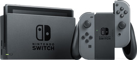 Nintendo Switch Grijs