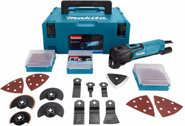 Makita TM3010CX2J Multitool