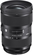 Sigma 24-35mm f/2.0 DG HSM Art Nikon