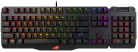 Asus ROG Claymore Brown (Qwerty)