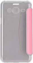 Xqisit Adour Samsung Galaxy J3 (2016) Book Case Roze
