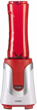 Domo DO434BL Personal Blender Rood