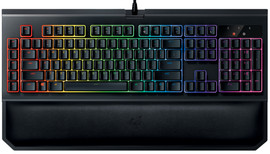 Razer BlackWidow Chroma V2 Orange (Qwerty)