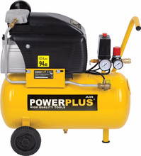 Powerplus POWX1735 Compressor