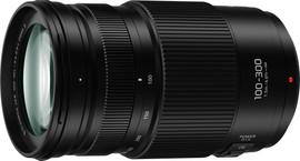 Panasonic Lumix G Vario 100-300mm f/4.0-5.6 II OIS