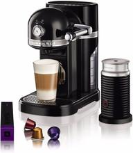 KitchenAid Nespresso en Aeroccino Onyx Zwart