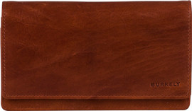 Burkely Daily Dylan Wallet Flap Over Brown