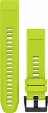 Garmin Fenix 5 QuickFit Siliconen Polsband - Geel
