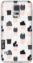 Casetastic Softcover Galaxy S5 Cactus Print