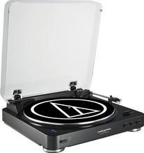 Audio-Technica AT-LP60BKBT Zwart