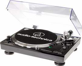 Audio-Technica AT-LP120USBHCBK Zwart